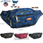 Fanny Pack Men Women Waist Belt Bag Purse Hip Pouch Travel Sport Bum 000
