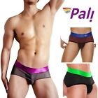 Seductive Transparent Sexy Lingerie Pouch Brief See Through Underwear for Men