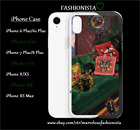 GUCCI HOME Illustration iPhone 6 7 8 X XS XR Cases Fashion STYLE DESIGN iPhone
