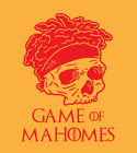 Game of Mahomes shirt Thrones Kansas City Chiefs football Pat Patrick MVP QB $22.0 USD on eBay