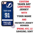 TAMPA BAY LIGHTNING HOCKEY CUSTOM PHONE CASE COVER FITS iPHONE SAMSUNG GOOGLE LG $26.98 USD on eBay