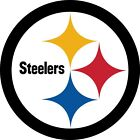 Pittsburgh Steelers 2 PACK NFL Decal Sticker - You Choose Size - FREE SHIPPING
