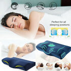 Comfort Memory Foam Pillow Orthopedic Neck Shoulder Back Support Cushion 50x28 image
