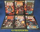 2015 IDW Star Wars MICRO COMIC, Poster & Glasses (Baged & Boarded) UPick1 Marvel $2.75 USD on eBay