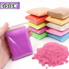 Magic Sand Toy Dynamic Clay Educational Colored Soft Slime Space Sand Supplies