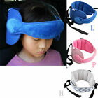US Safe Car Seat Head Support Sleep Pillows Kid Neck Travel Stroller Soft Pillow