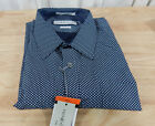NWT Men's Henry Grethel Cotton Long Sleeved Classic Fit Button Down Sport Shirt