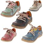 Women's Leather half Shoes Comfort Sneakers Trainers Used Look Tma Eyes 1646