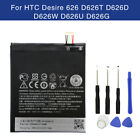 New Replacement Battery for HTC One M7 M8 M9 M10 Desire 825 816 626 516 620 610