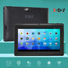 XGODY Android 8.1 Oreo 16GB 7 INCH IPS Tablet PC WIFI Quad-core T702 Dual Cam