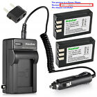 Kastar Battery AC Travel Charger for Fuji NP-140 BC-140 Fujifilm FinePix S100FS