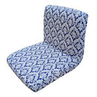 Universal Stretch Bar Stool Covers Low Back Chair Slipcover for Barbershop