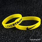 Various Silicone bracelet nike rubber wristband basketball baller band Mens/Boy фото
