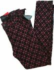NEW $49 Jrs 0 28,  9 29,  BURNT RED  CELEBRITY PINK Jeggings Skinny Jeans NWT