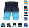 More images of Mens Beach Vacation Fast Dry Zip Pocket Swimwear Board Shorts With Stretch
