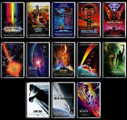 Classic STAR TREK Movie / Film Poster Fridge Magnets on eBay