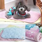 ON SALE Breathable Dogs Cats Sleeping Mat Cool Pad for Indoor Outdoor Blanket