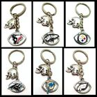 NFL Key Chain with HELMET Now a Stock SELL-OFF 21 teams left US Seller FREE SHIP $4.5 USD on eBay
