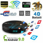 Android 9.0 Smart TV BOX RK3328 4G 32G 4K Wifi Media Player Fast Set Top Box JY