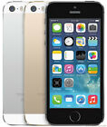 Apple Iphone 5S 16 GB, 32 GB, 64 GB - ALL COLORS For Different Carriers