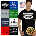 Quirky Tee Shirt Rude T-Shirt Offensive Mens Novelty TShirts T Shirt For Womens image