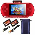 PSP PXP3 Portable Handheld Built-In Video Game Gaming Console Player Retro Games