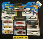 Hot Wheels - Nissan   Datsun  - Pick your CAR - Build your own Lot - Singles