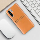 G-CASE Leather Back Cover Case For Huawei P30 Pro Mate 20 10 Pro P20 Nova 3 4 3i