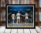 Boston Celtics Big 3 Autograph Replica Print - Kevin McHale, Larry Bird and Robe on eBay