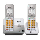 AT&T EL51203 DECT 6.0 cordless Phone w/ caller Id - choose 1 or 2 handsets