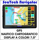 NAVIGATORE GPS NAUTICO CARTOGRAFICO - DISPLAY 7,0