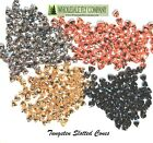 100 Slotted Tungsten Coneheads - Pick Size & Color