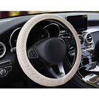 Car steering wheel cover breathability skidproof auto covers decor car stylin UL