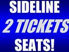 2 of 4 Tickets Dallas Cowboys New York Giants 9/8 on eBay
