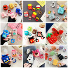 3D Favorite Cute Cartoon Silicone Earphone Ring Case For Apple Airpods 1 $6.27  on eBay