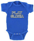 Baby St. Louis Blues Stanley Cup PLAY GLORIA Creeper Romper $13.99 USD on eBay