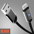 3Pack 3FT 6Ft Lightning Cable Heavy Duty for iPhone Xs 8 7 Charger Charging Cord
