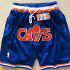 Cleveland Cavaliers Vintage Shorts NBA Basketball NWT Stitched Men's Pants on eBay