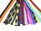 Внешний вид - 4mm Braided Cable Sleeving/Sheathing - Auto Wire Harnessing Sleeve PET Colourful