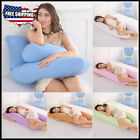 U Shape Pillow Pregnancy Mummy Nursing Body Support Hold Pillow For Pregnant  image