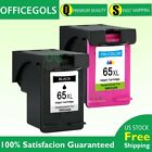 Kyпить 65XL 65 XL Ink Cartridge Set for HP Deskjet 2622 2652 2655 3722 ENVY 5052 5055 на еВаy.соm
