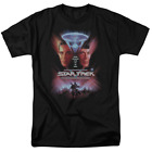 Star Trek The Final FRONTIER(MOVIE) Short Sleeve T-Shirt Licensed Graphic SM-7X on eBay