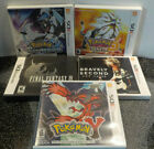 NintendoDS Empty Cases Some have Game Books And Others Do Not
