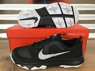 Nike FI Bermuda Golf Shoes Spikeless Black White Oreo Wide SZ ( 776122-002 )