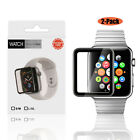 For iPhone iWatch Series 5 Full Cover 3D Tempered Glass Screen Protector 40/44mm
