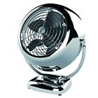 Vornado vintage design model V Fan indoor fan air circulator in chrome