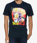 Dragon Ball Z SUPER SAIYAN T-Shirt NEW Authentic & Official image
