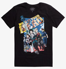 My Hero Academia TWO HEROES MOVIE T-Shirt NEW Authentic & Official image