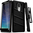 Coolpad Legacy Case, Zizo Bolt Series w/ Kickstand Screen Protector Holster