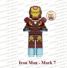 Avengers Minifigure Fits Lego End Game Iron Man Captain Marvel Black Panther